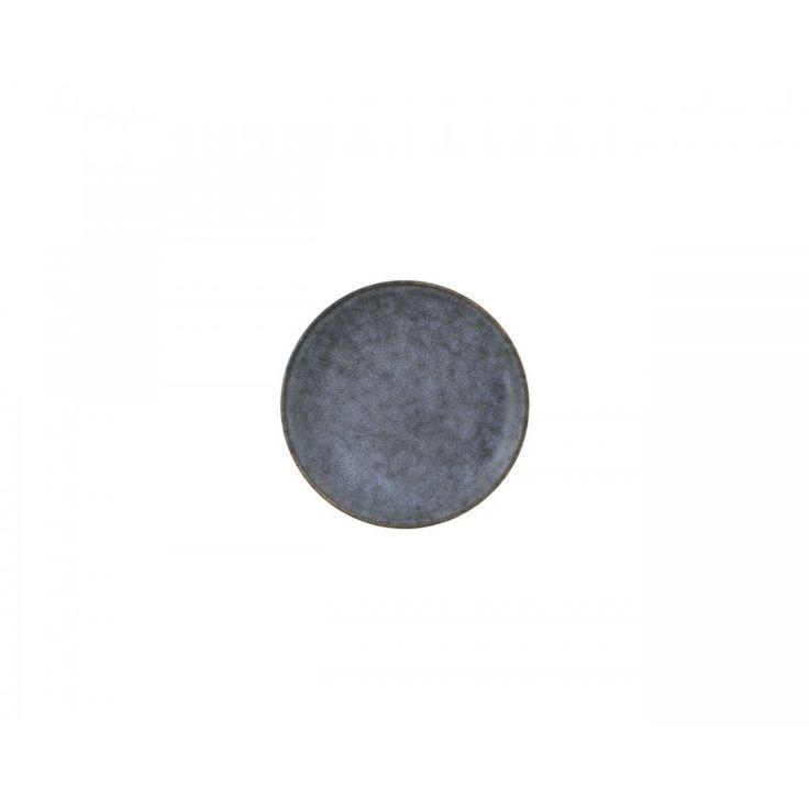 Plate GREY STONE - 15.5x1