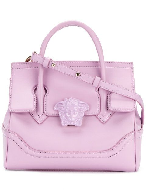 3e19c0d836c3 VERSACE small Palazzo Empire tote bag.  versace  bags  shoulder bags  hand  bags  leather  tote