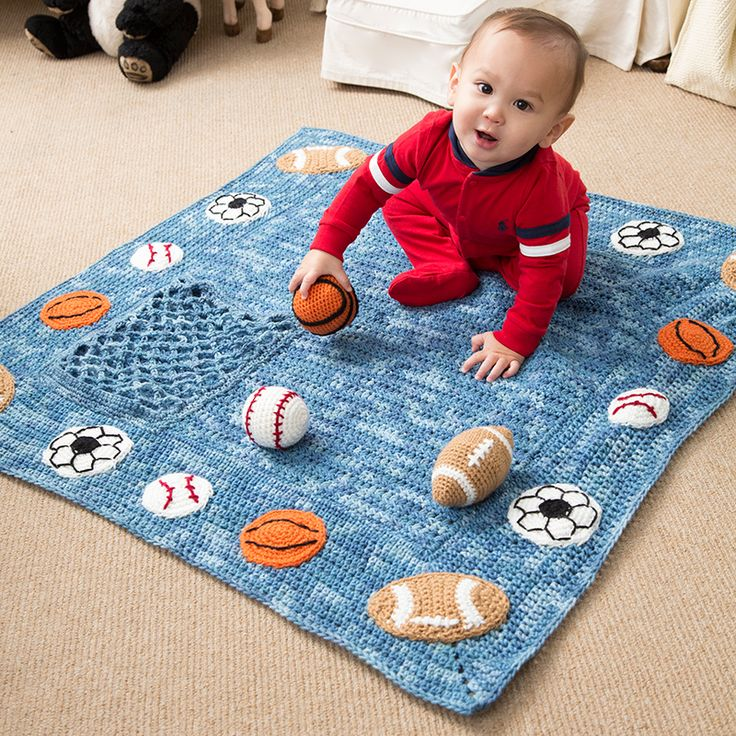 Crochet Pattern For Sports Blanket : 21 Best images about SPORT QUILTS on Pinterest Football ...