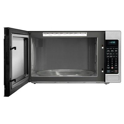 LG 2.0 Cu. Ft. 1200 Watt Microwave Oven - Stainless Steel (Silver) LCRT2010ST