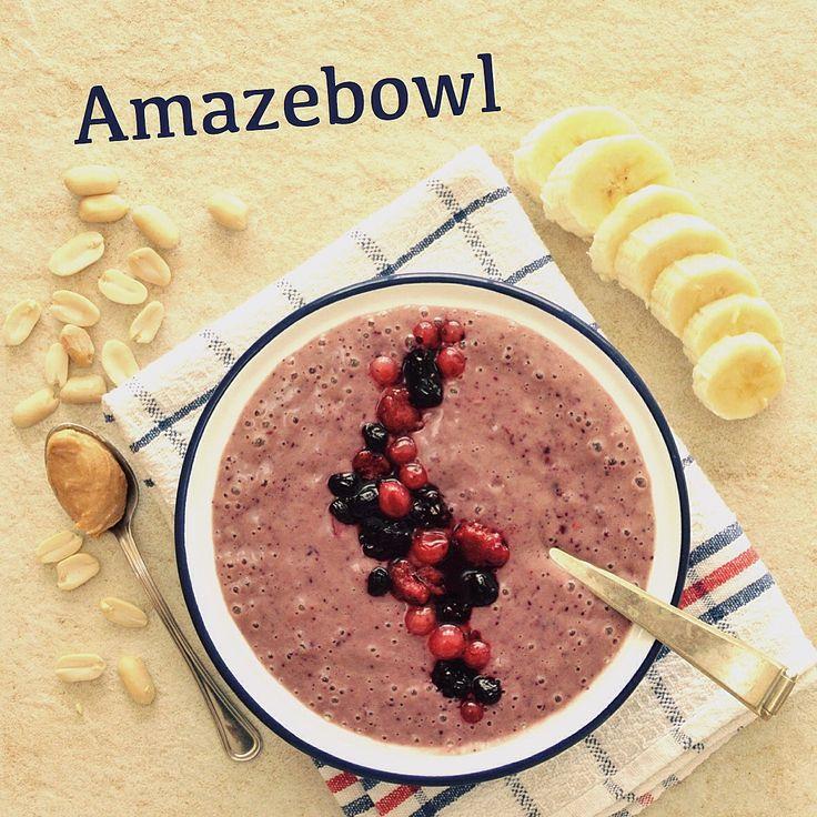 Amazebowl! Receptet finns i meny 11.  www.allaater.se