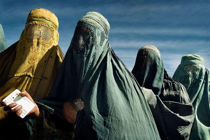 War widows by Paul Hansen