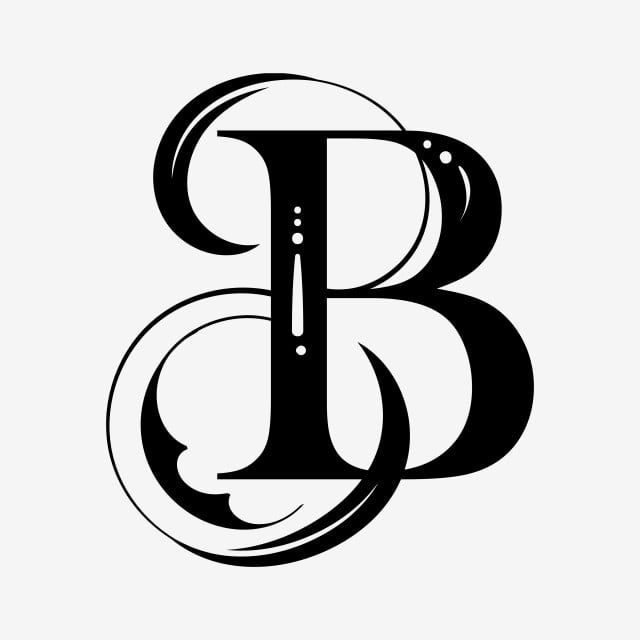 Alphabet Letter B With Ornaments Vintage Letter A Clipart Letter B Alphabet Png And Vector With Transparent Background For Free Download Lettering Alphabet Clipart Letters Lettering