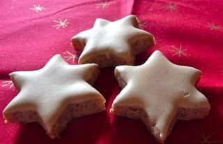 Schnelle Zimtsterne - Glutenfrei Backen und Kochen bei Zöliakie. Glutenfreie Rezepte, laktosefreie Rezepte, glutenfreies Brot