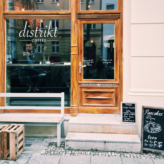Distrikt coffee in Berlin / photo by Teodorik Mensl (click to follow me on Instagram)