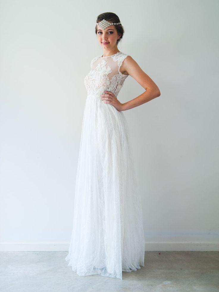 Portia Gown by When Freddie met Lilly shop online at: www.whenfreddieme... INSTAGRAM: #whenfreddiemetlilly