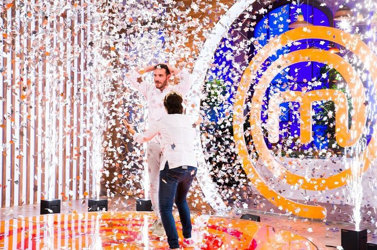 Saúl Craviotto, ganador de MasterChef Celebrity 2