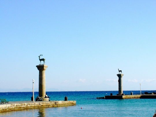 What used to be The Colossus of RhodesBuckets Lists, Colossus Of Rhodes, Honeymoons 2012, Rhode Originals