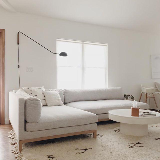 Interior Define Jasper Sofa Deep Couch Deep Sofa Deep Sectional Sofa