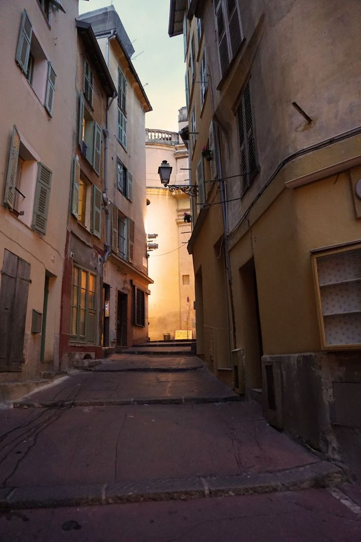 Old Town Nizza Francia