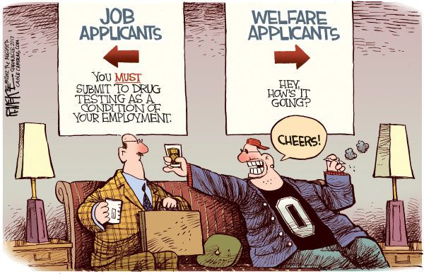 job vs welfare