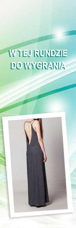 LONGA suknia, rozmiary: S, M, L; Projektant: Cat Cat; Wartość: 210 zł. Poczucie piękna: bezcenne. Powyższy materiał nie stanowi oferty handlowej.