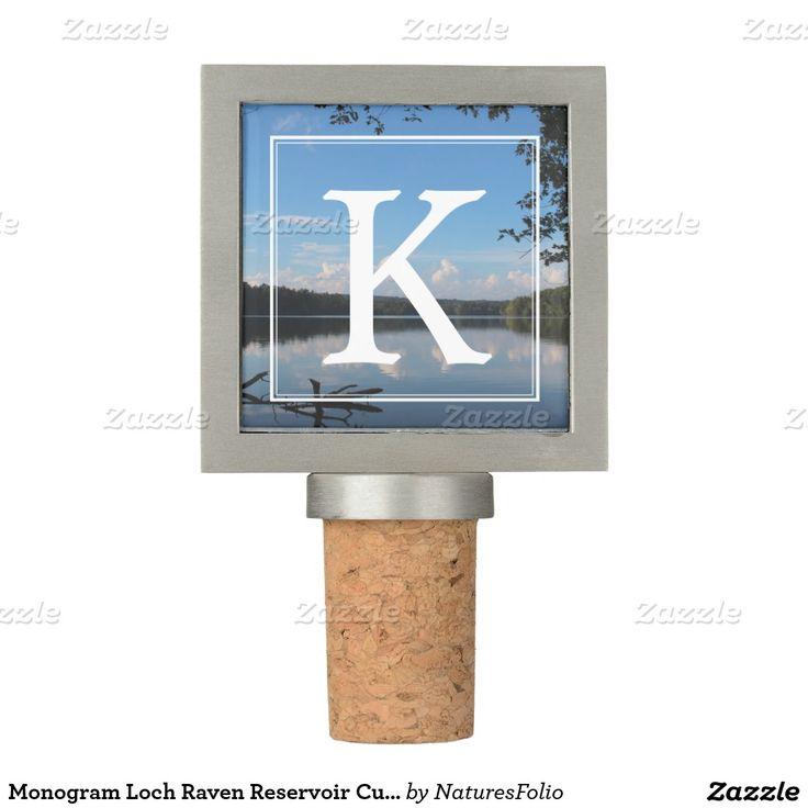 Reflection Quote Inspirational Loch Raven Reservoir #WineStopper #InspiredByNature #Motivation #Monogram