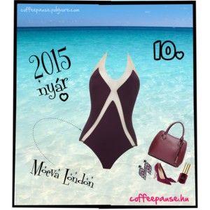 2015 nyár legszexisebb egyrészes fürdőruhái 10.