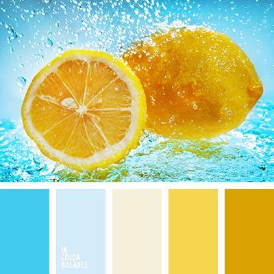 Paleta de colores №1509