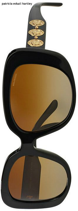 Versace - #NationalSunglassesDayTap the link now and get the coolest wooden sunglasses!!! 50% off!!!!