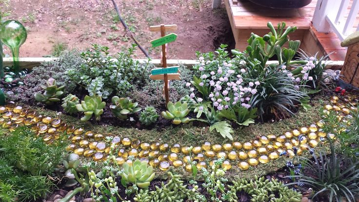 17 best images about wizard of oz fairy gardens on for Irish fairy garden