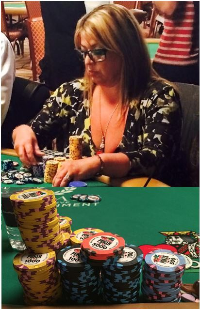 Nothing sweeter than a BIG STACK of chips at the WORLD SERIES OF POKER!  Las Vegas Winning Poker!
