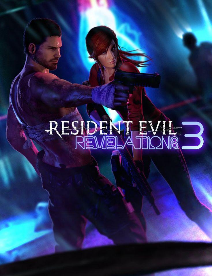 Resident Evil - Revelations 3 by FearEffectInferno.deviantart.com on @DeviantArt