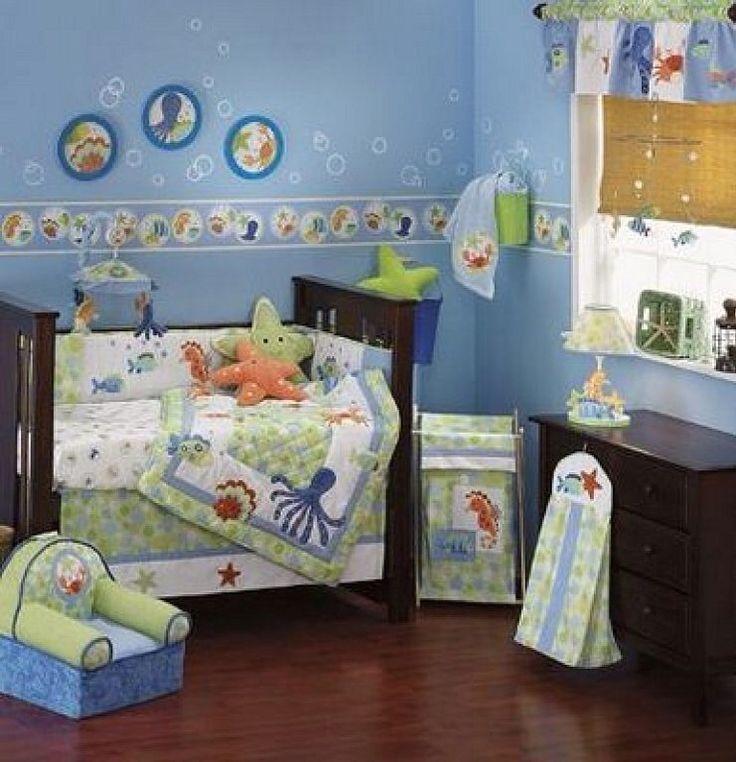 Ocean Baby Room