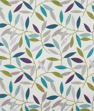 Swavelle / Mill Creek Branching Out Calypso Fabric - $31.25 | onlinefabricstore.net