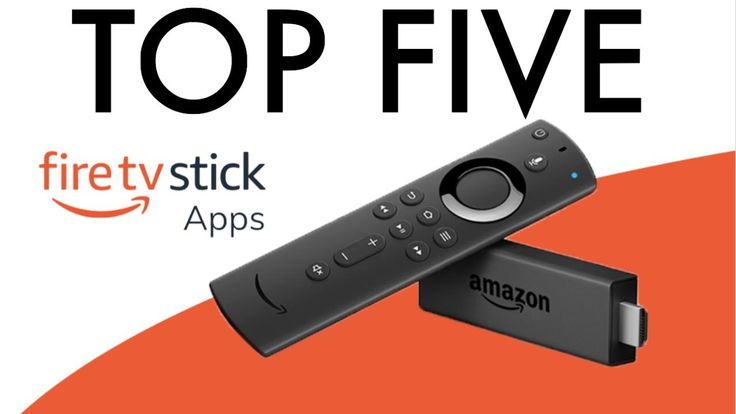 TOP 5 FIRESTICK APPS EVERYONE MUST HAVE YouTube Amazon