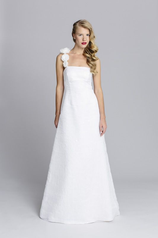 Wedding dress. 'Eva'
