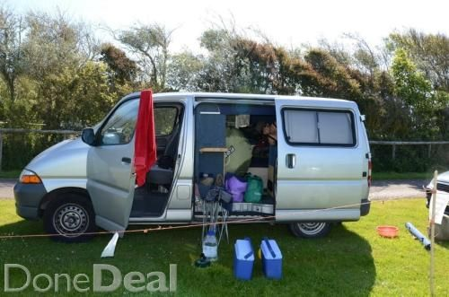 Toyota Hiace Van Camper Part Conversion Vans And Campers