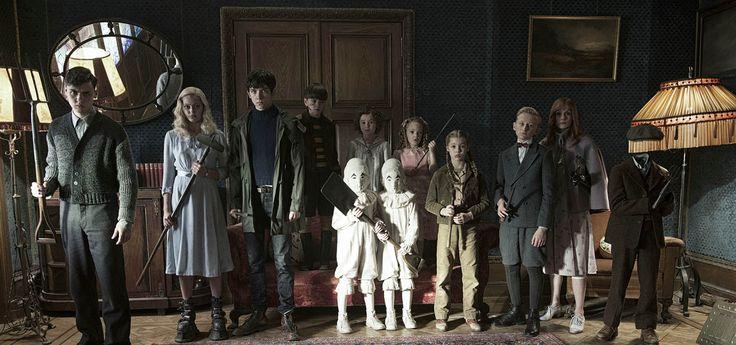 Die Insel der besonderen Kinder - der neue Film von Tim Burton. Ab Donnerstag, dem 6. Oktober 2016 nur im Kino. In 3D.