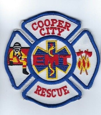 Cooper-City-Broward-County-Florida-Rescue-EMT-patch