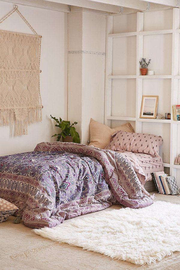urban outfitters has the most adorable bedding for such an affordable price get a new