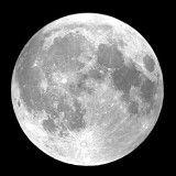 """El 4 de Junio de 2012 por la noche es """"Luna Llena"""" (plenilunio)."""