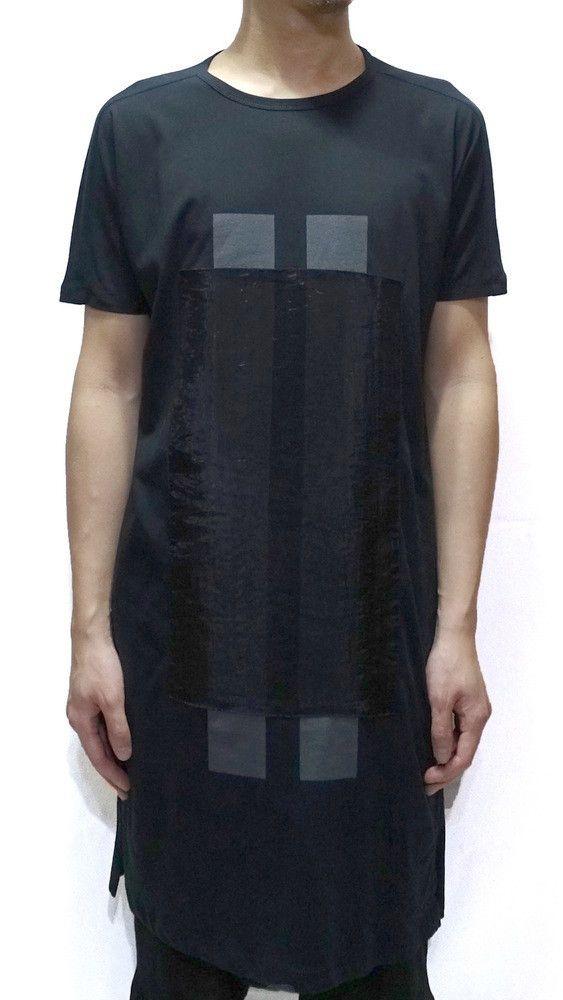 ODEUR Raglan T-shirt in Black