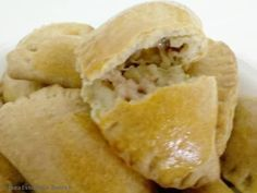 Image result for Pastel Assado de Shitake.