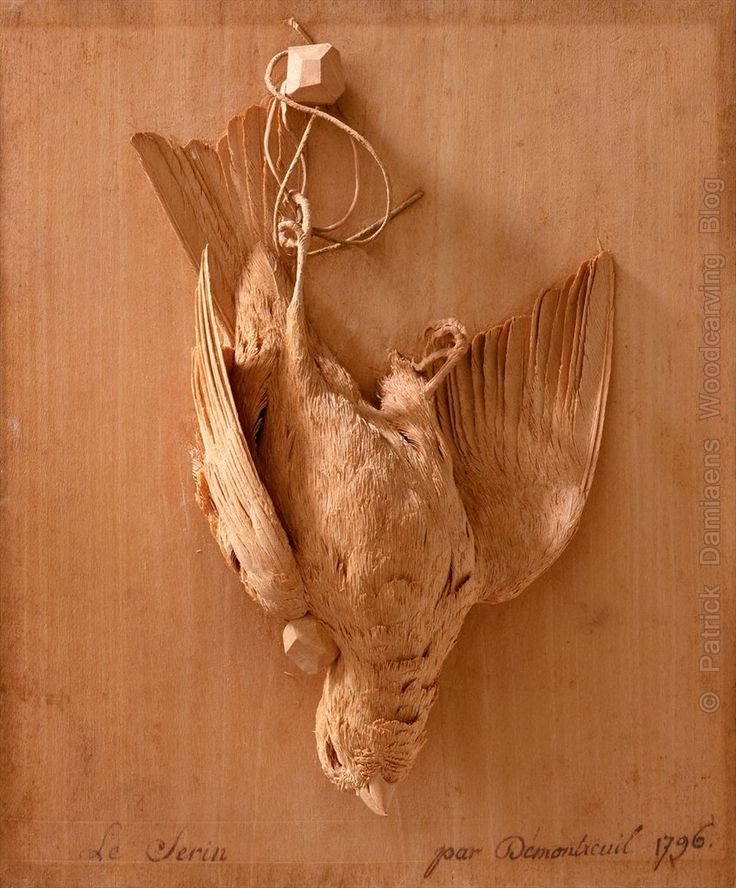 The work of Jean Démontreuil , French Woodcarver - breathtaking detail.  I salute you.