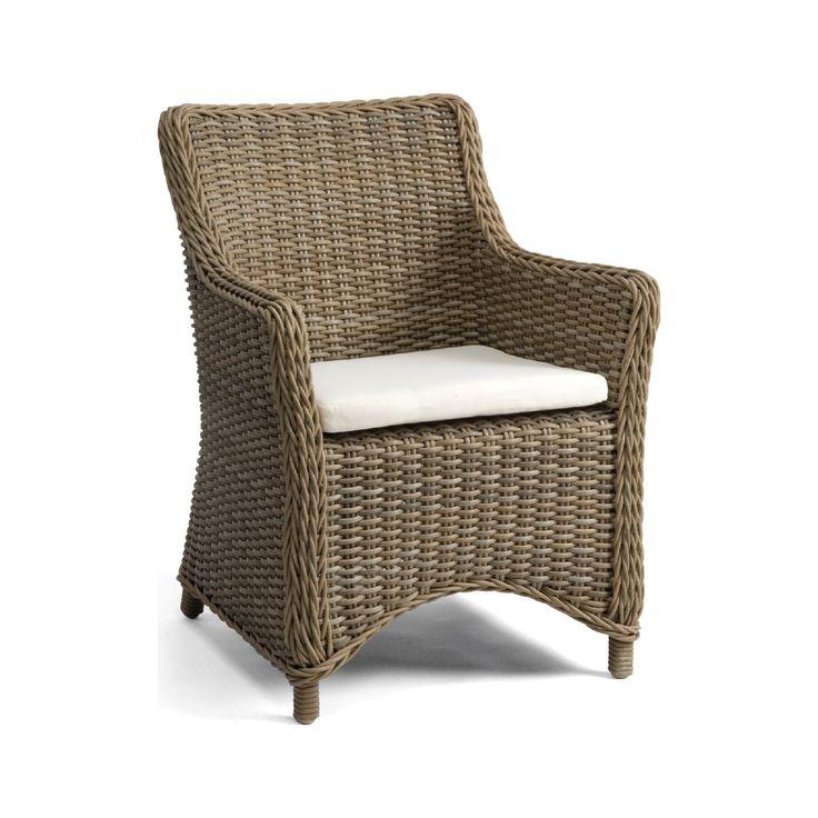 San Diego Chair - Manutti | Wicker | JDV