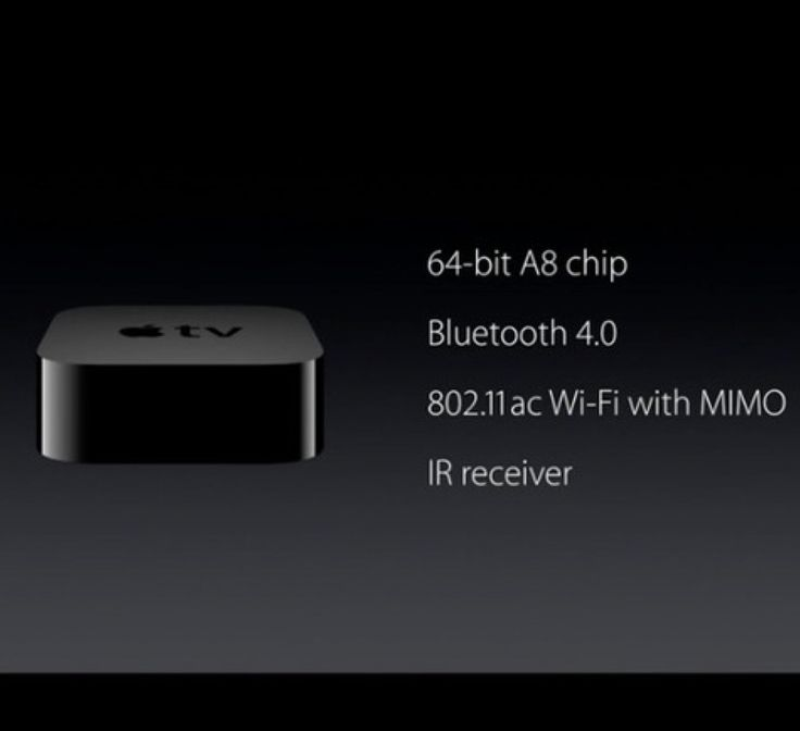Ecco la nuova Apple TV: accesso ad App Store telecomando touch stile Wii