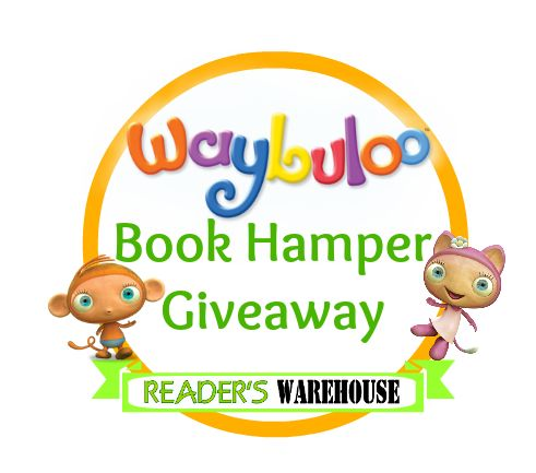 Awesome book giveaway