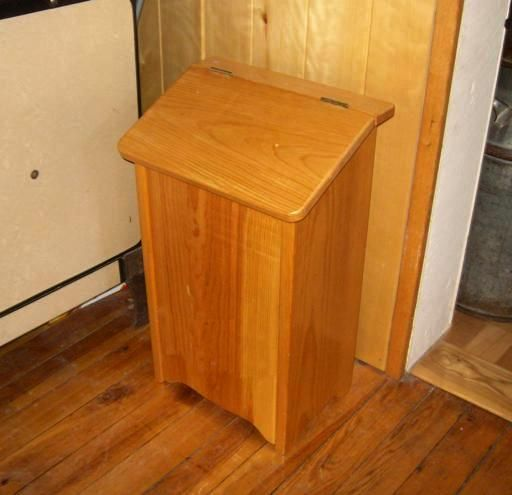 Wooden storage box plans free woodworking projects plans for Storage box plans free