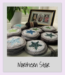 THE star granny tutorial ! colour in a simple life: Northern Star