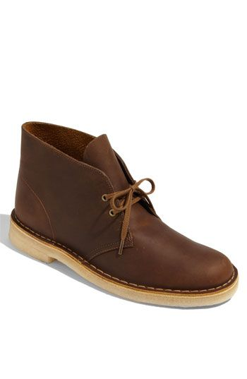 Clarks® Originals 'Desert' Boot (Men) | Nordstrom  size 10 in beeswax or taupe distressed suede