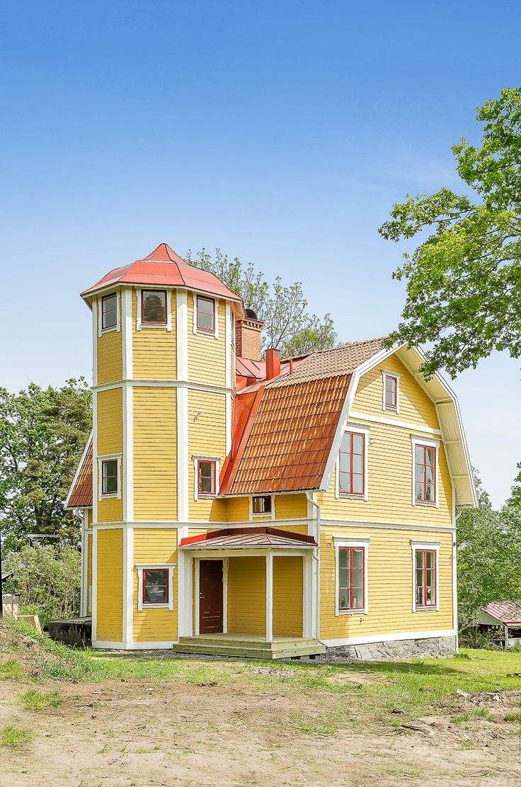 192 best Houses images on Pinterest | Swedish house, Country ...