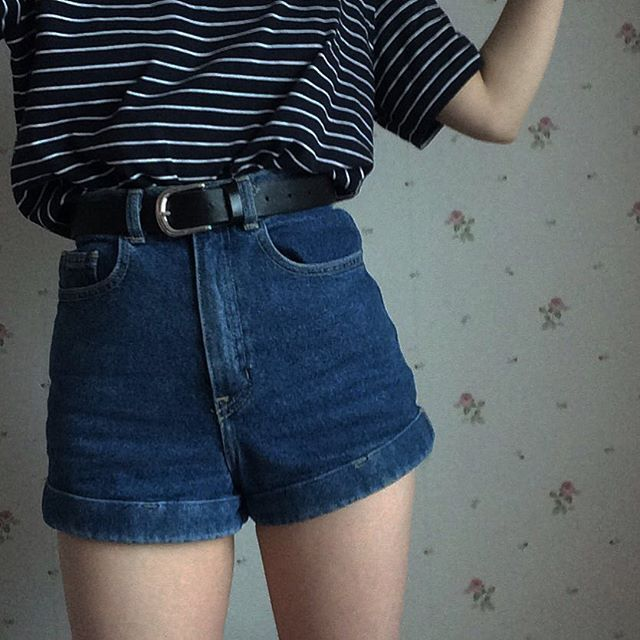 I can never find a good pair of denim shorts ☹️ hopes for next year