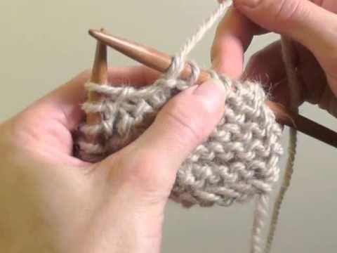 Cours de tricot 16 - Rectifier des erreurs, défaire des rangs - YouTube