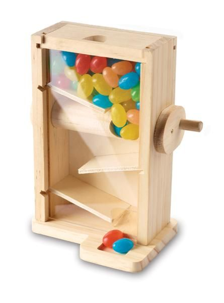Reeves International Candy Maze - Junior Creative Woodworking Crafts for kids