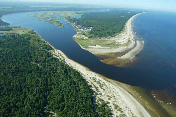 Jūrmala, Latvia..  Jūrmala's beach is 33 km long, covered with white quartz sand.  #Jurmala #Litvia .. Visit us on Facebook: http://www.facebook.com/chris.wysocki1/media_set?set=a.591552674206802.1073741825.100000562257390&type=3