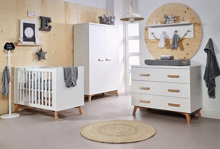 Babykamer Baby-Dump.  4 Styling