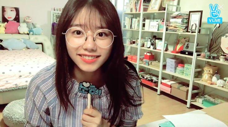 kim sohye on her recent vlive #sohye #kimsohye