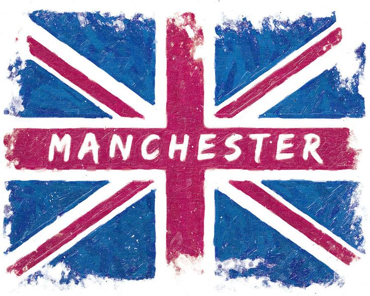 Image result for manchester flag