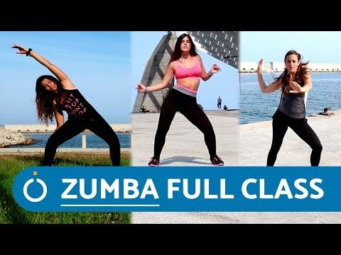 30-Minute Cardio Dance and Toning Workout | Class FitSugar - YouTube
